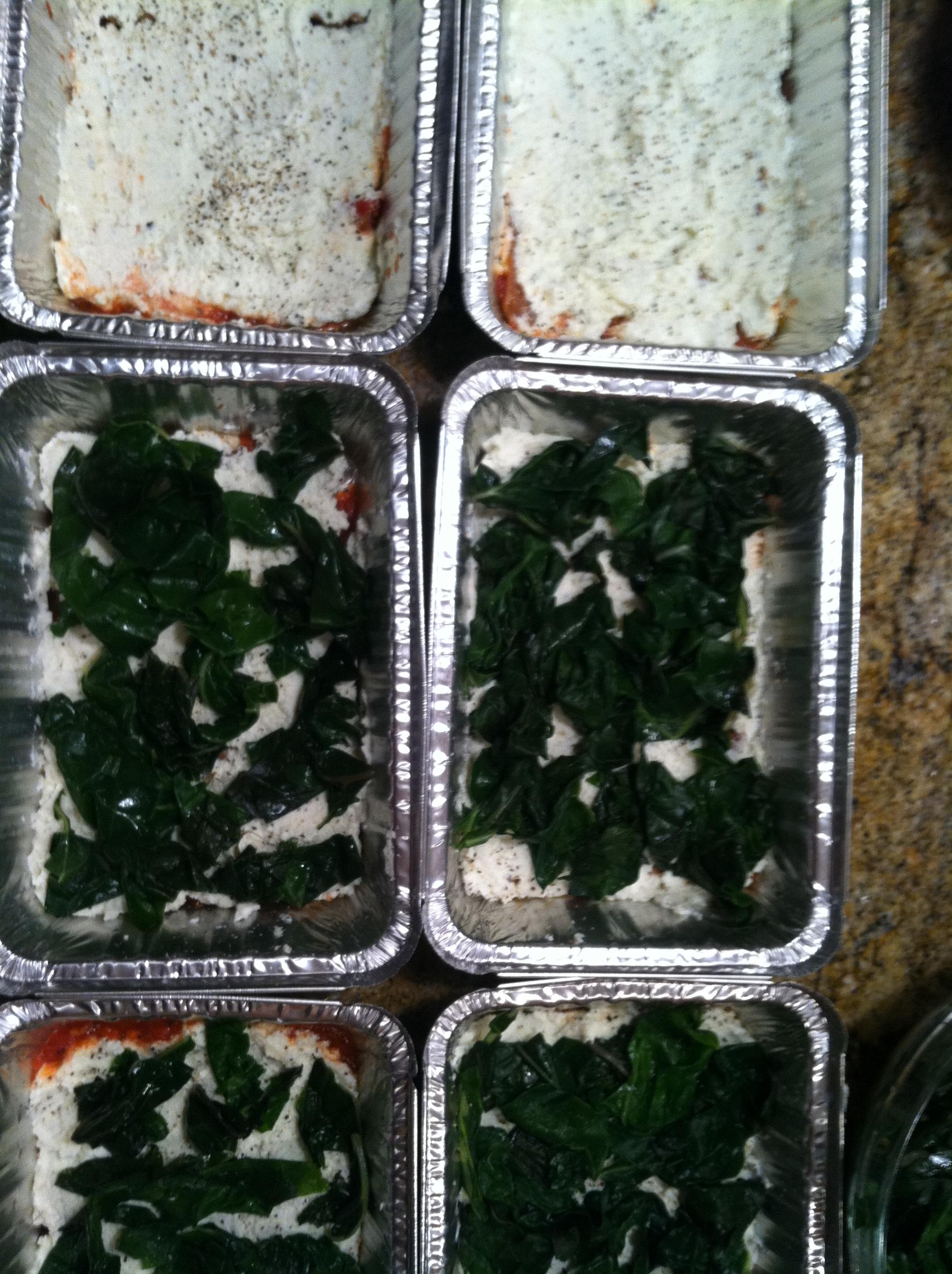 Freeze It Fresh Garden Vegetable Lasagna At My Kitchen